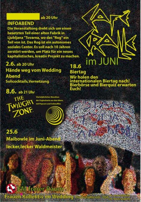 plakat cralle juni